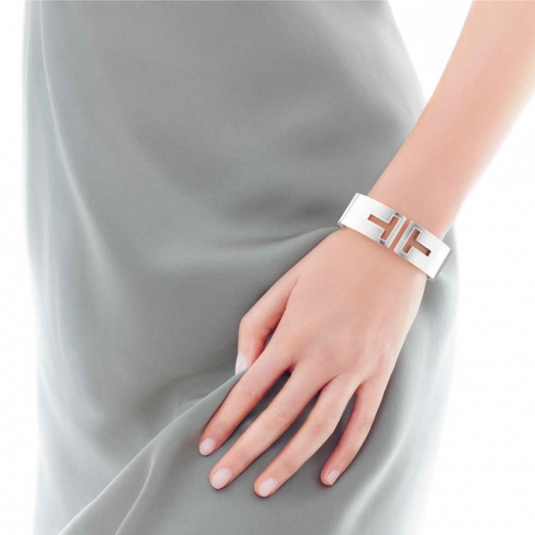 Браслет-кафф Tiffany T Cutout, стерлинговое серебро (33278918)