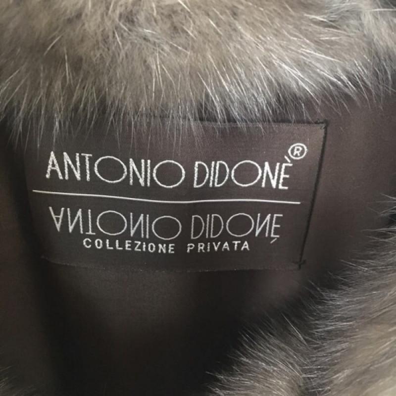 Шуба Antonio Didone, мех соболя