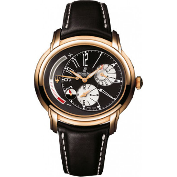 Audemars Piguet watches Dual time Millenary Maserati Limited edition 450