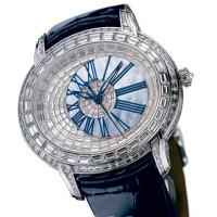 Audemars Piguet watches Millenary Baguette-Cut Diamonds (WG)