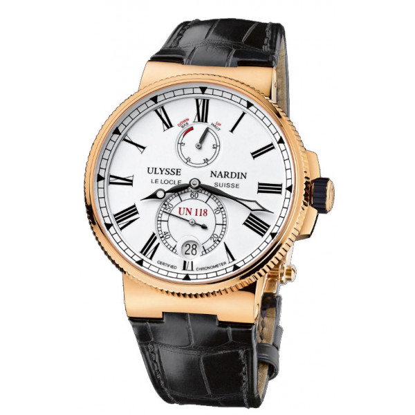 Ulysse Nardin watches Marine Chronometer Manufacture 45 mm