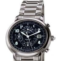 Audemars Piguet watches Millenary Chronograph (Steel / Black / Steel)