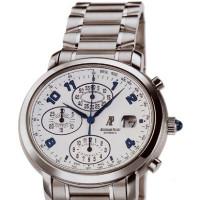Audemars Piguet watches Millenary Chronograph (Steel / Silver / Steel)