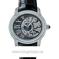 Audemars Piguet watches Millenary Novelty Ladies (WG / Diamonds / Leather)