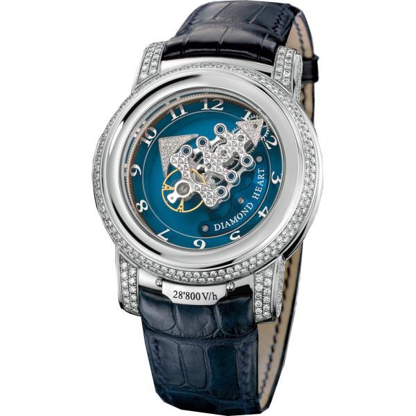 Ulysse Nardin watches Freak 28`800 V/h Diamond Heart