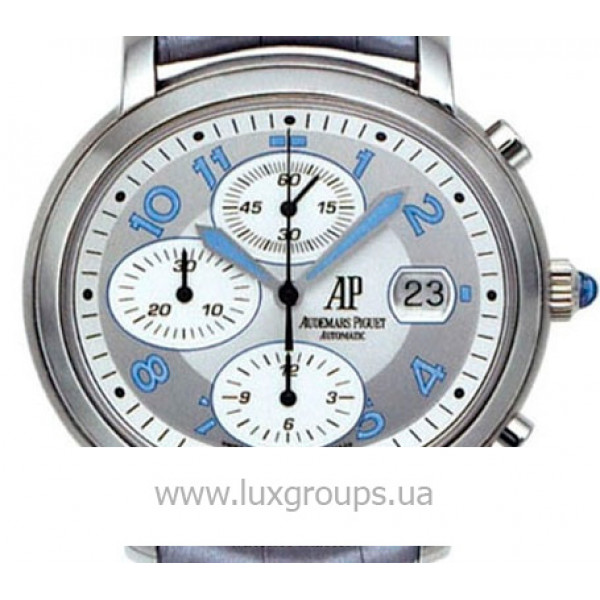Audemars Piguet watches Millenary Chronograph Ladies (SS / Silver)