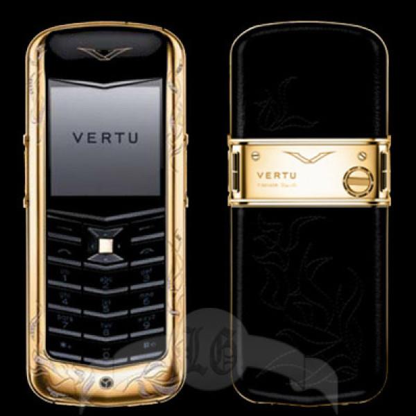Vertu Constellation Vivre Black Limited Edition