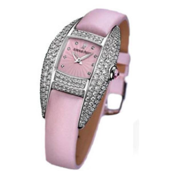 Audemars Piguet watches Dream (WG-Diamonds / pink MOP / Pink Strap)
