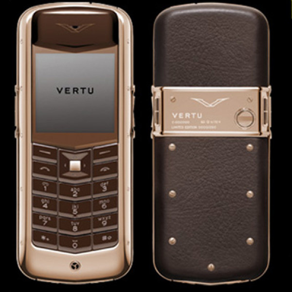 Vertu Constellation PURE Chocolate