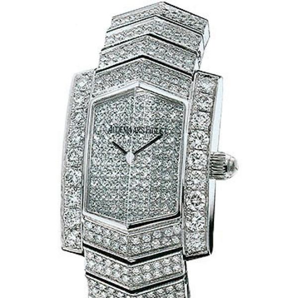 Audemars Piguet watches Facettes (WG Full Diamonds)