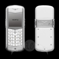 Vertu Constellation Pure White
