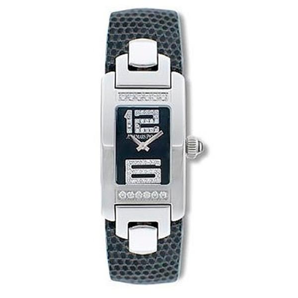 Audemars Piguet watches Promesse (WG-Diamonds / Black-Diamonds / Leather)