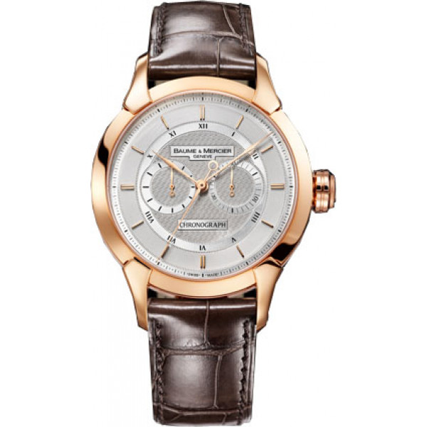 Baume & Mercier watches Chronograph Monopusher Limited Edition