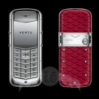 Vertu Constellation Monogram Red