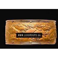 Браслет Carrera y Carrera Ronda 18K Yellow Gold Ecuestre Bracelet