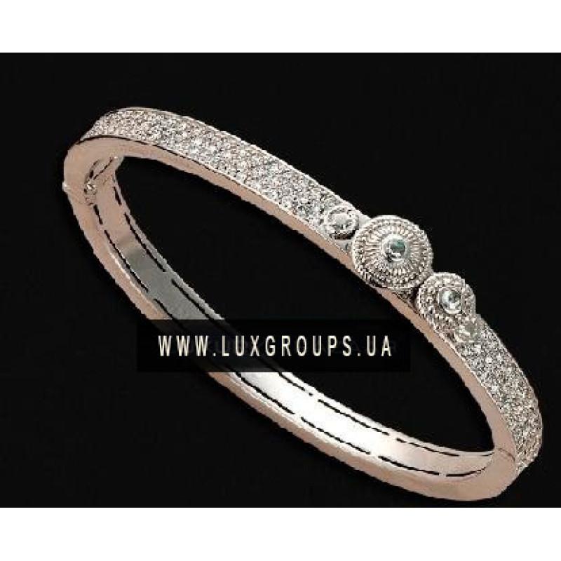 Браслет Carrera y Carrera Pasodable 18K White Gold Bracelet with Diamonds