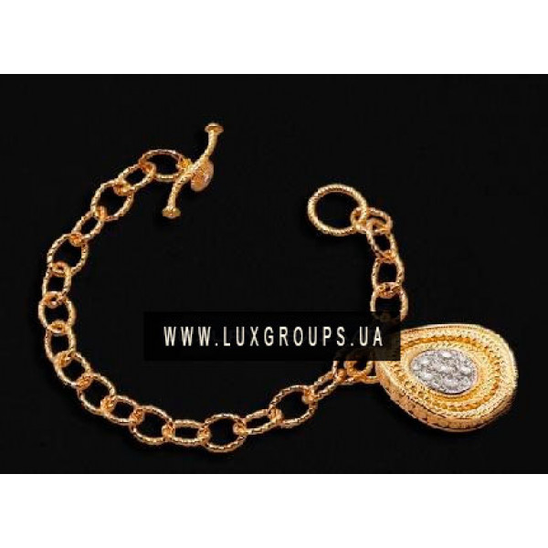 Браслет Carrera y Carrera Ruedo 18K Yellow and White Gold Bracelet with Diamonds