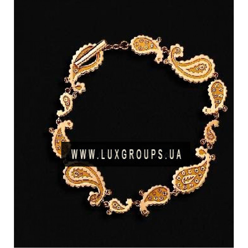 Браслет Carrera y Carrera Aqua 18K Yellow Gold Bracelet