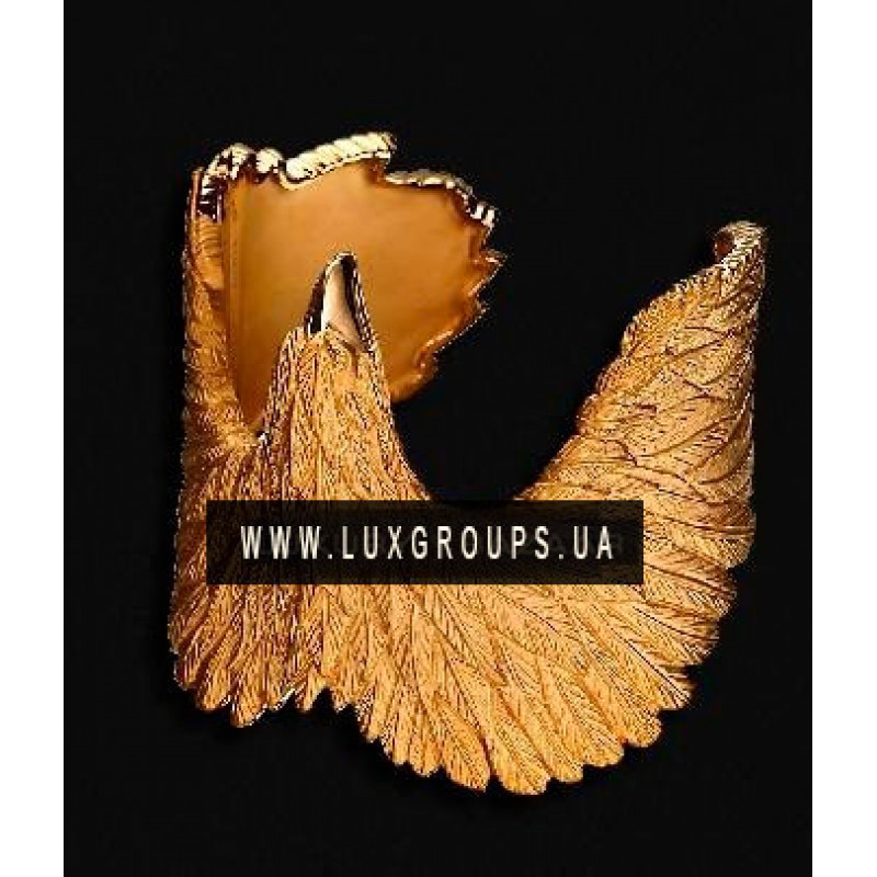 Браслет Carrera y Carrera Bestiario 18K Yellow Gold Eagle Bracelet