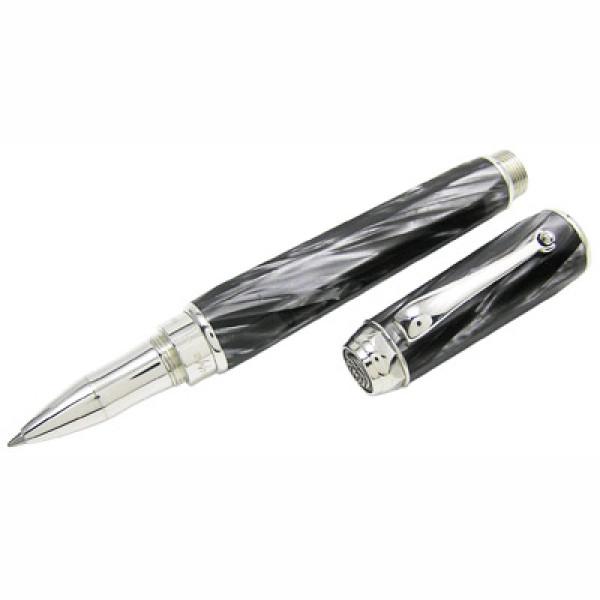 Шариковая ручка Montegrappa Emblema Pearl Grey Marble