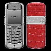 Vertu Constellation Alligator Red
