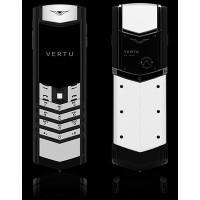 Vertu Signature S Design Black White