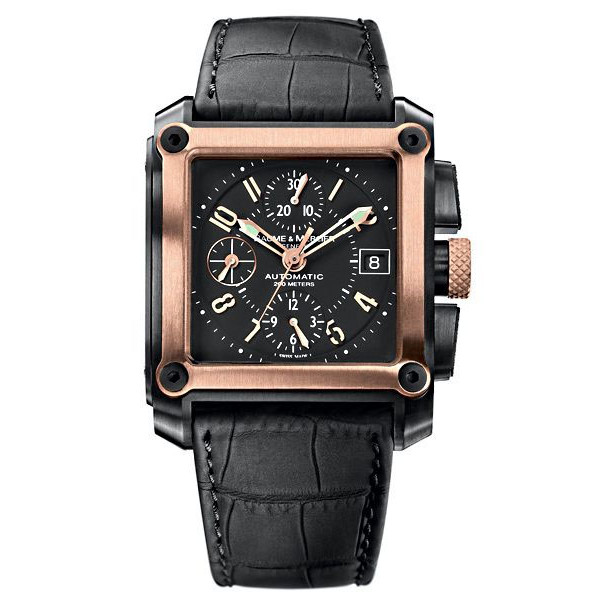 Baume & Mercier watches Hampton XXL Magnum Chronograph