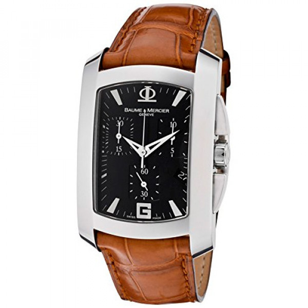 Baume & Mercier watches Baume & Mercier > Hampton Milleis XL Chronograph