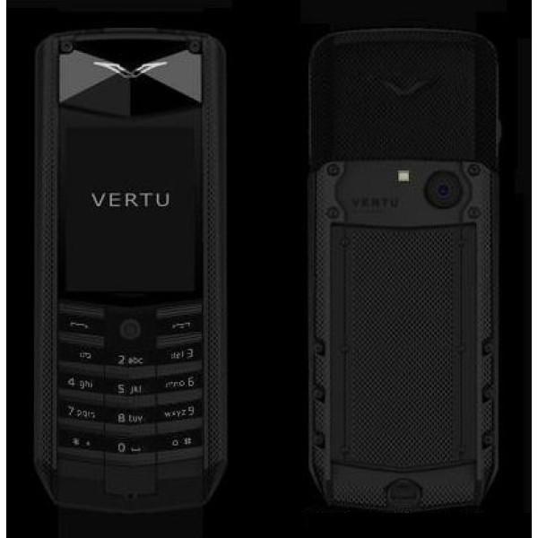 Vertu Ascent X Black Knurl