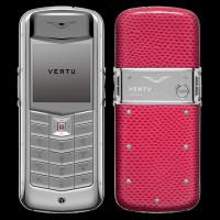 Vertu Constellation WaterSnake Pink