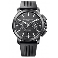 Baume & Mercier watches Classima Executives Magnum XXL Chronograph Black PVD Steel