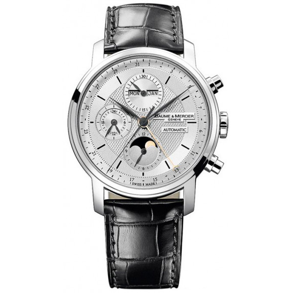 Baume & Mercier watches Classima Executives XL Chronograph and Complete Calendar