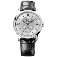 Baume & Mercier watches Classima Executives XL Open Balance and Power Reserve
