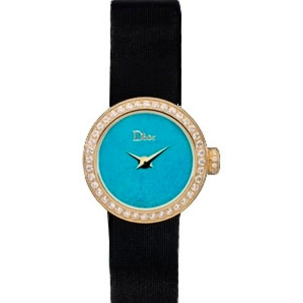 La Mini D De Dior Turquoise Limited Edition 10
