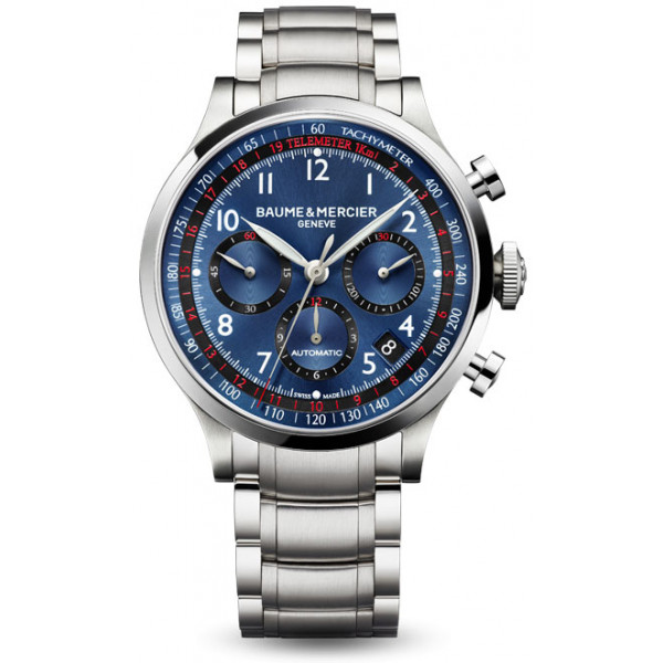 Baume & Mercier watches Chronograph