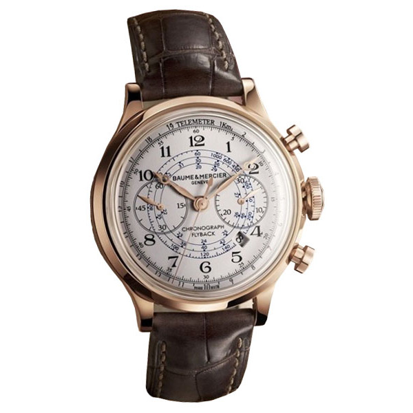 Baume & Mercier watches Capeland Flyback Chronograph