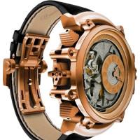 Bvlgari Gerald Genta Magsonic Grande Sonnerie Tourbillon Watch
