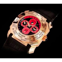 Octo Tourbillon Perpetual Calendar Moon Phase World Wide Timer