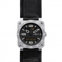 Bell & Ross watches BR03 INSTRUMENT TYPE AVIATION (steel with satin)