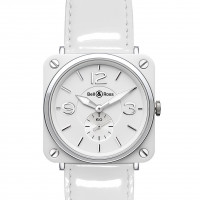 Bell & Ross watches BR-S CERAMIC WHITE DIAL