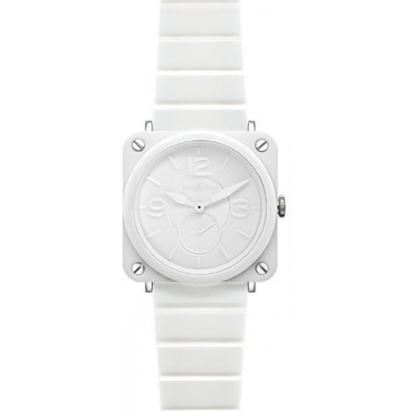 Bell & Ross watches BR-S White Ceramic Phantom