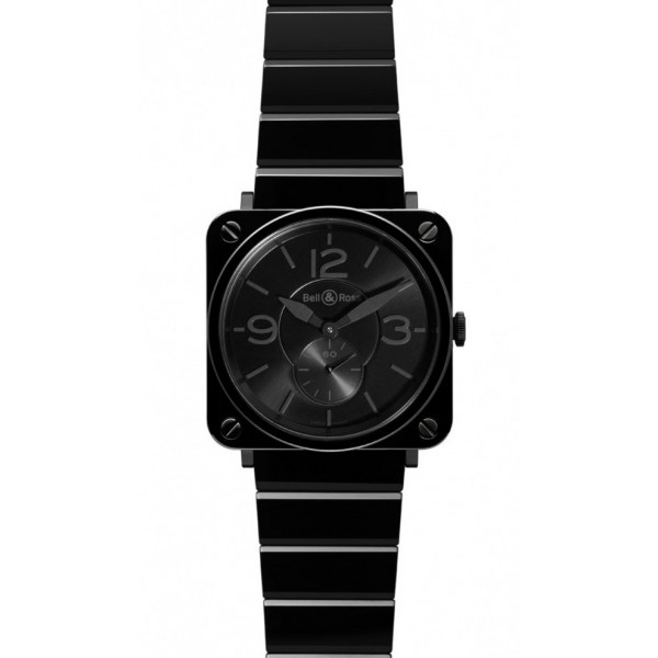 Bell & Ross watches BR-S Black Ceramic Phantom