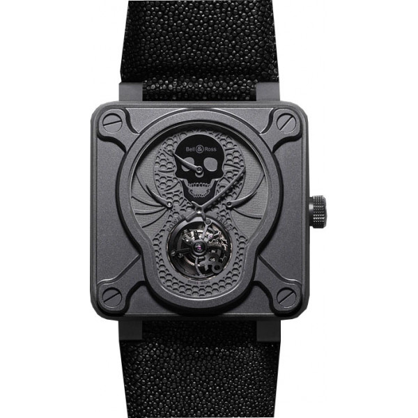 Bell & Ross watches BR01 Tourbillon Airborne Limited Edition
