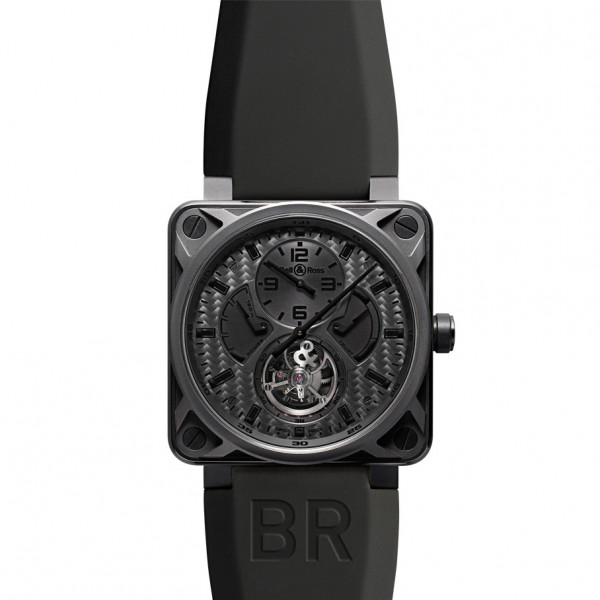 Bell & Ross watches BR 01 TOURBILLON PHANTOM