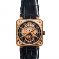 Bell & Ross watches BR 01 TOURBILLON Pink Gold Carbon Limited edition 20
