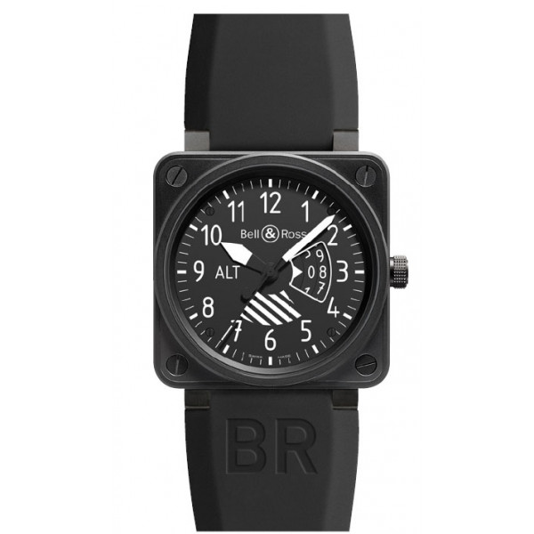 Bell & Ross watches BR 01 Altimeter