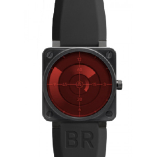 Bell & Ross watches Red Radar Limited Edition 999