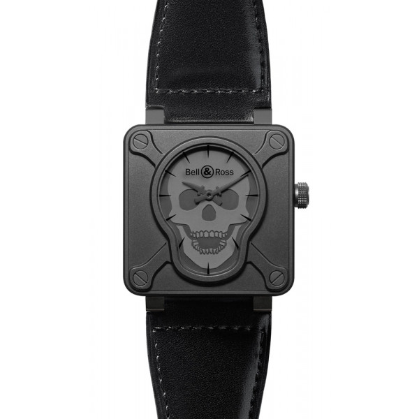 Bell & Ross watches BR 01-92 Airborne limited