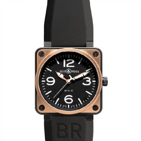 Bell & Ross watches BR Instrument BR 01-92