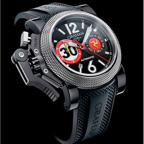 Chronofighter Oversize Tourist Trophy Isle of Man Limited